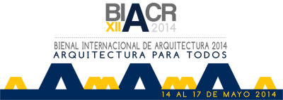 Bienal Internacional de Arquitectura de Costa Rica, San José 2014.