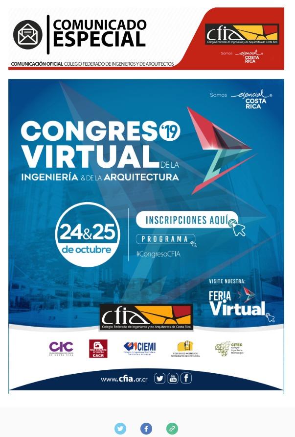 CONGRESO CFIA 2019