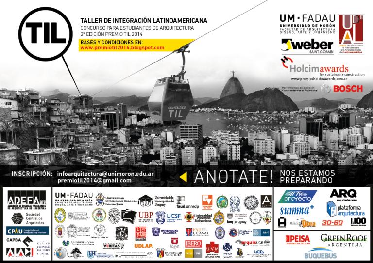 afiche til2014 II